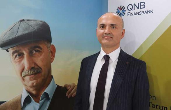 QNB Finansbank'tan tarıma 9 ayda 2 milyar lira kredi
