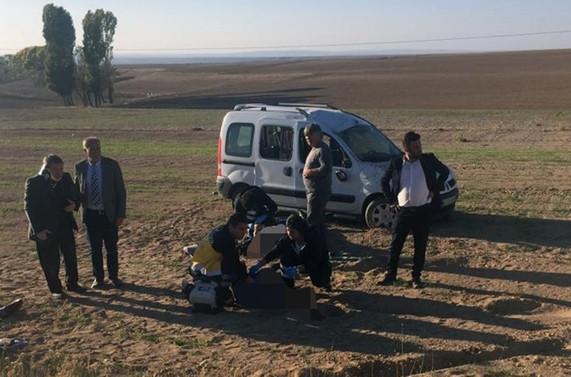 İYİ Parti Yozgat İl Başkanı Seyfi Bayrak trafik kazasında hayatını kaybetti