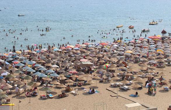 Antalya'da Rus turist rekoru kırıldı