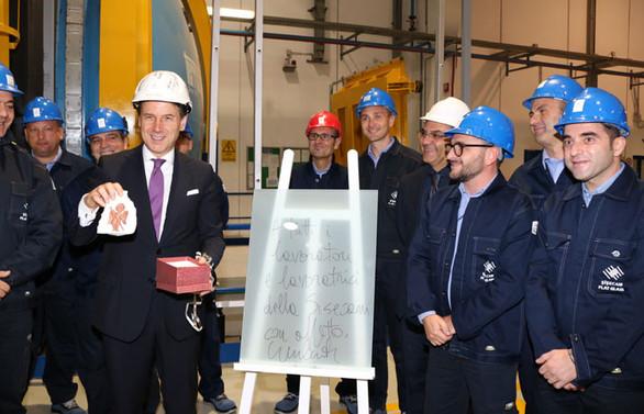 Şişecam, İtalya'da ikinci tesisi açtı