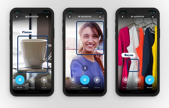EyeSense uygulaması ile görme engelliler artık renkleri ayırt edebilecek