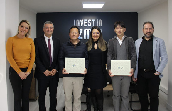 Japon firma İzmir'in rüzgarına yatırım yapacak