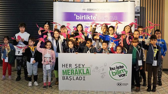 """Coşkunöz Holding, """"Bu İşte Bilim Var"""" dedi"""