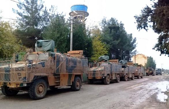 Türkiye ve Rusya'dan 15'inci ortak kara devriyesi