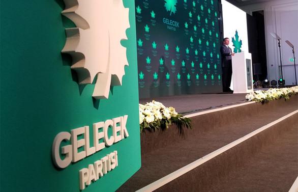 Davutoğlu partisini tanıttı