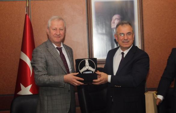 Trabzon ile Sakarya Ticaret Borsaları arasında işbirliği