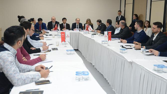 Türkiye ve Vietnam ticaret hacmini 4 milyar dolara çıkarmayı hedefliyor