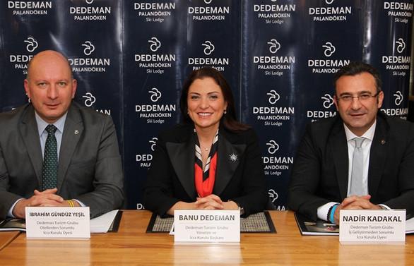 Dedeman'ın hedefi 10 yılda 50 otel