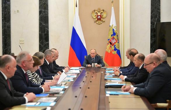Rusya 2019'da 13 milyar dolarlık silah sattı