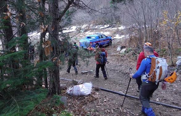 Uludağ'daki arama çalışmalarında iki cansız beden bulundu
