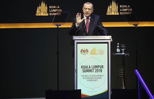 Erdoğan: Potansiyelin çok altında rakamlarla karşı karşıyayız