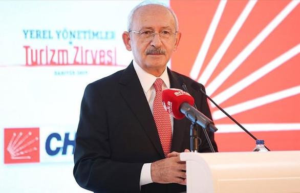 Kılıçdaroğlu'dan Kanal İstanbul tepkisi: Hiç kimse buraya para ayırmaya kalkmasın