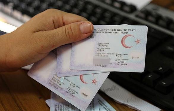 49 milyon 270 bin yeni nesil kimlik kartı verildi