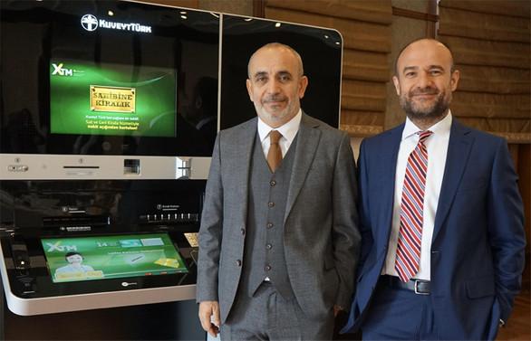 Kuveyt Türk XTM ile işaret dilinde finans hizmeti