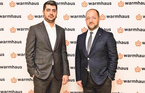 Warmhaus, 2020'de 500 milyon liralık ciro hedefliyor