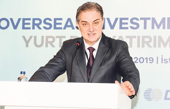 """""""Türk şirketlerinin yurtdışı yatırımı 10 milyar dolara ulaşabilir"""""""