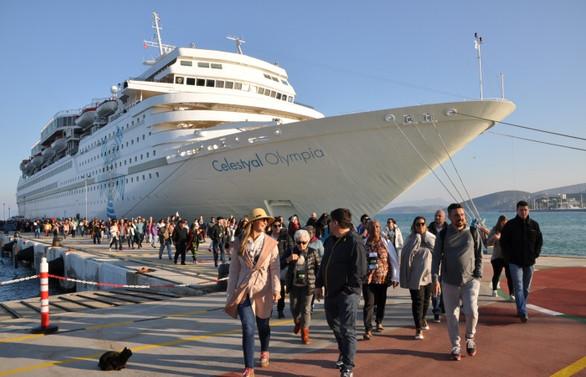 Türkiye'de kruvaziyer turizmi atağa geçecek
