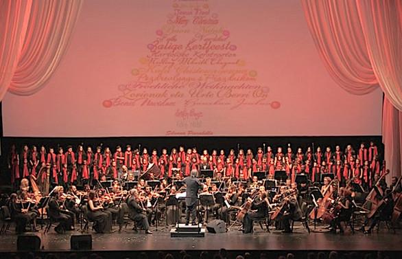 İDOB yeni yıl konseri