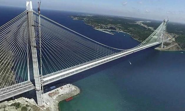 Çinliler 3. köprüye ortak oluyor