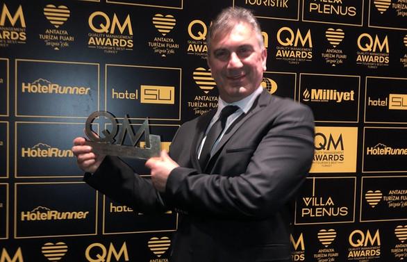Talya Bilişim'e, 'En İyi Otel Yönetim Yazılımı' ödülü