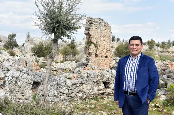 2200 yıllık zeytinyağı köyü gün yüzüne çıkıyor