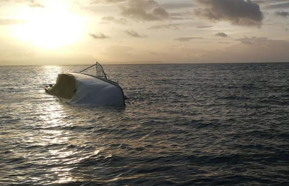Düzensiz göçmenleri taşıyan tekne Van Gölü'nde battı: 7 ölü