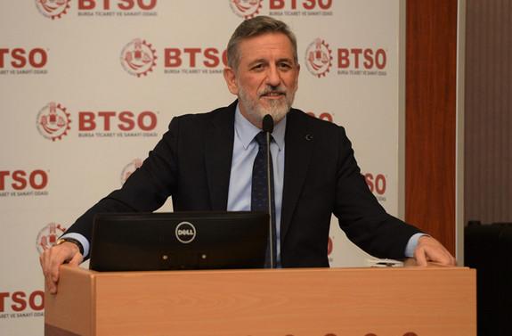 2020 BTSO için projelerin hayata geçtiği yıl olacak