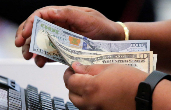Dolar/TL, 5,93 liranın üzerinde alıcı buluyor