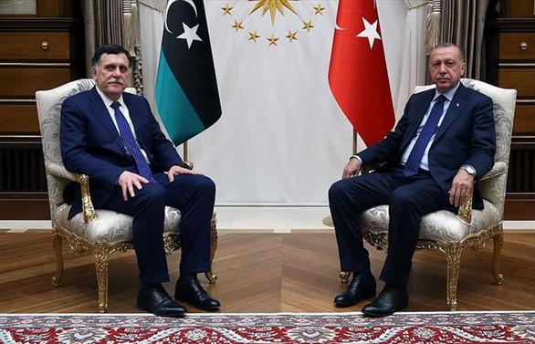 Libya Türkiye'den askeri destek istedi