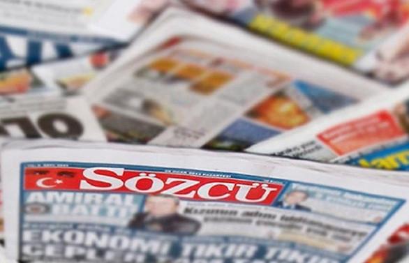 Sözcü gazetesi davasında karar açıklandı