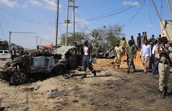 Somali'deki saldırıda 2'si Türk vatandaşı 80 kişi hayatını kaybetti