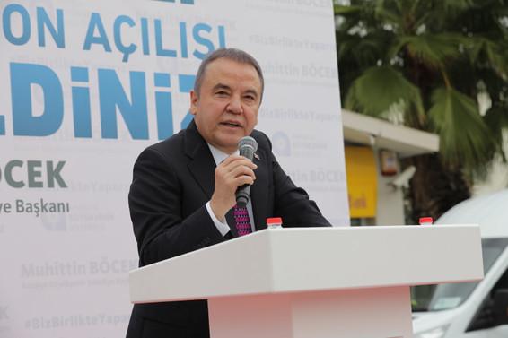 Antalya Toptancı Hali'nde saat 03.00 kuralı