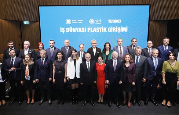 PepsiCo'dan, sürdürülebilir kalkınma için plastik atıklarına çözüm ortaklığı