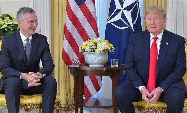 Trump: Türkiye savaş uçağı için Rusya veya Çin'e yönelebilir