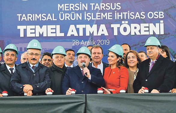 Mersin'de 3 bin yeni istihdam atağı