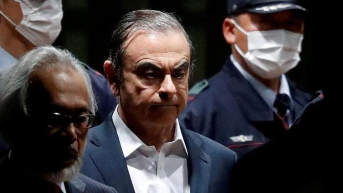 Renault'nun eski genel müdürü Carlos Ghosn, firar etti