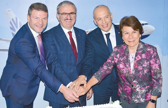 Antalya'nın ilk uçak bakım merkezi kuruluyor
