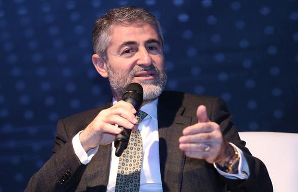 Hazine ve Maliye Bakan Yardımcısı Nureddin Nebati: Beklenti yüzde 3, hedefimiz yüzde 5