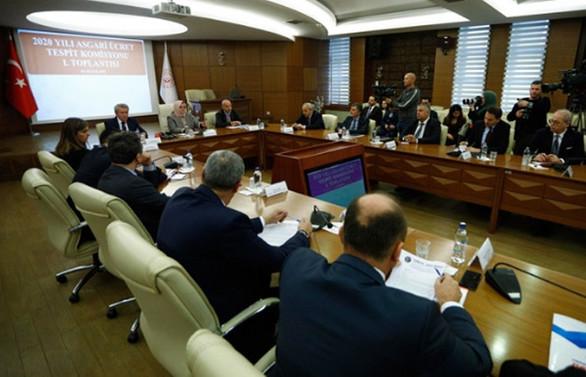 Asgari Ücret Tespit Komisyonunun ikinci toplantısı yarın