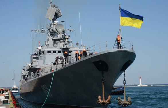 Ukrayna donanmasının gemilerini Dese işletecek