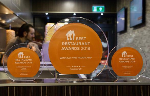 Hollanda'da Türk restoranı Yılın En İyi Restoranı seçildi