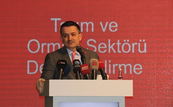 Pakdemirli: TARSİM'de 30 milyon lira tazminat ödemesini yaptık