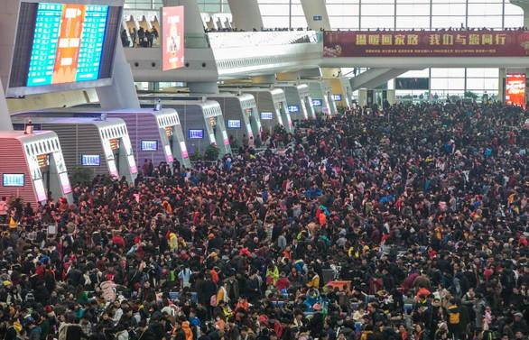 Çin'de 1 haftada rekor turizm geliri