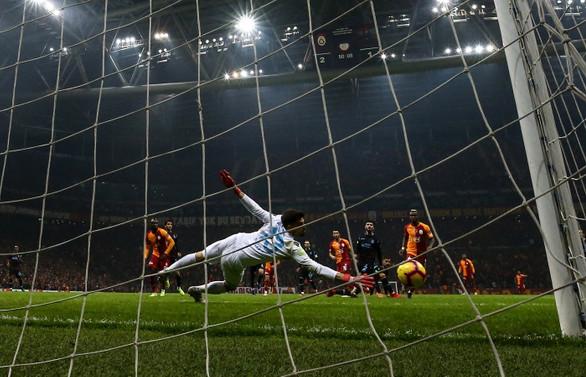Trabzonspor galibiyetinin ardından Galatasaray hisseleri prim yaptı