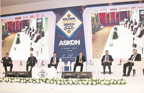 Kayseri üretim ve ticaret potansiyelini ihracatla parlatacak