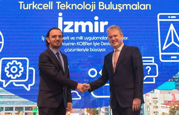 Turkcell Teknoloji Buluşmaları'nın ilk durağı İzmir