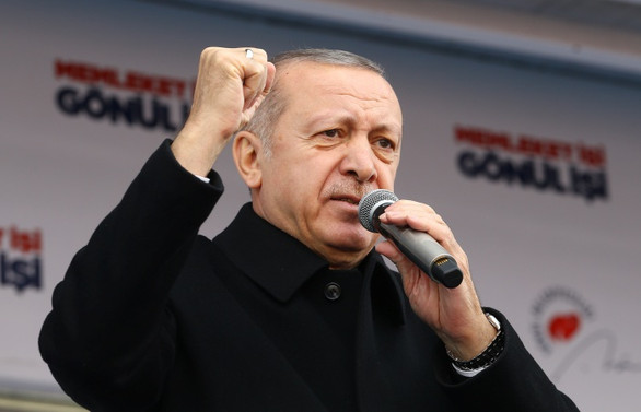 Erdoğan: Marketlerde ne varsa belli bir kısmını satacağız