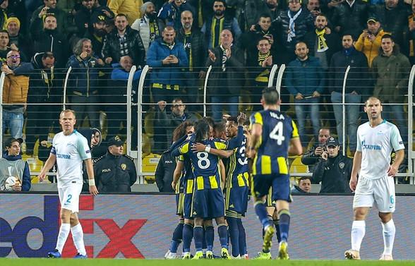 Fenerbahçe Avrupa Ligi'nde avantaj yakaladı