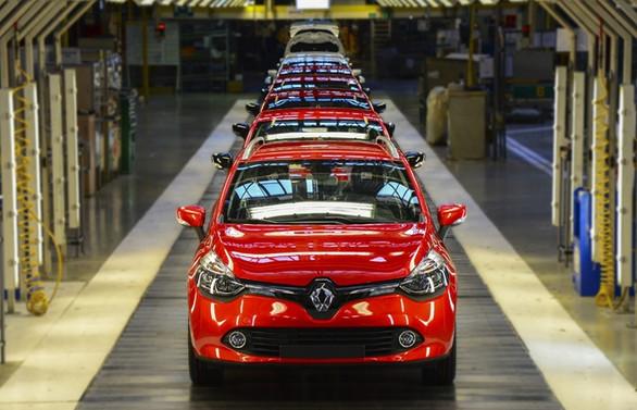Renault Grubu'ndan 2018'de 57,4 milyar euro ciro