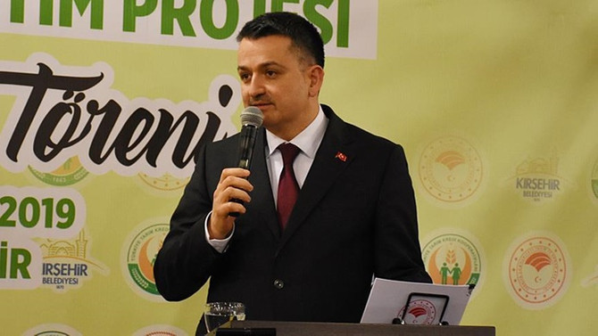 Pakdemirli: Türkiye tarım ürünleri konusunda net ihracatçı konumundadır